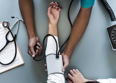 Controllo della pressione arteriosa